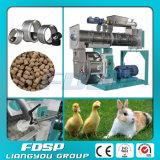 Maquinaria de procesamiento de alimentos para animales