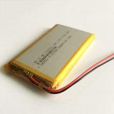 батарея полимера лития 1162103pl 3.7V 10000mAh перезаряжаемые для компьтер-книжки Nootbook PC таблетки пусковой площадки крена силы