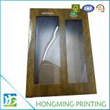 Коробка коробки вина окна PVC высокого качества Corrugated