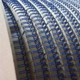 Emperramento de fio dobro revestido de nylon do laço no rolo & no carretel
