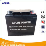 Baterias SMF do sistema UPS 12V 40ah para ampla faixa de temperatura