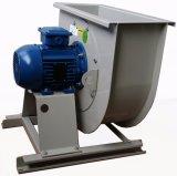 Ventilateur centrifuge de refroidissement d'échappement de ventilation d'acier en arrière industriel (315mm)