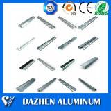 Top Selling Tile Trim Perfil de alumínio de extrusão de alumínio com anodizado