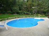 Fodera di plastica del PVC della piscina impermeabile