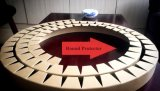 Máquina de troquelado de Flexo con alta eficiencia