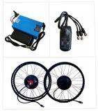 Kit sin cepillo del sillón de ruedas eléctrico del motor de la potencia verde con la batería
