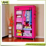 Cortina de porta moderna, tecido não tecido, armário de armário personalizado