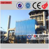 さまざまな炉が装備されている産業塵抽出器