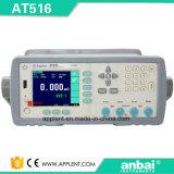 Alta precisione micro tester di resistenza di CC del tester di Ohm (AT516)