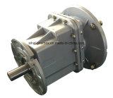 同軸螺旋形ギヤモーター螺旋形の変速機の変速機モーター