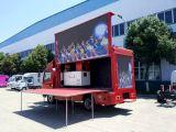 トラックを広告するSinoトラックLED