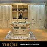 フルハウスの家具の白い戸棚Tivo-059VWをカスタム設計しなさい