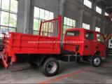 8-10 тележка платформы высокого подъема кабины метров двойная