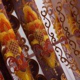 Cheap OEM 100% Polyester dortoir avec rideau brodé en polyester