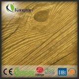Mattonelle di pavimentazione di lusso del PVC della decorazione con il reticolo di legno