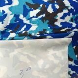 Überzogenes Militär tarnt Gewebe von Polyester-Oxford-Gewebe 100%