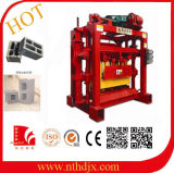 機械価格ネパールを作る小さい半自動セメントの煉瓦ブロック