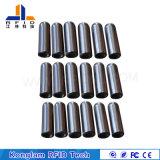 Tipo impermeável personalizado Tag da bala do PVC RFID