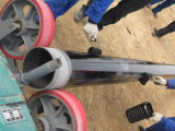 Anticorrosion Ondergrondse Anticorrosion PE Pijp die Plakband, de Band van de Buis, Inleiding van de Band van het Polyethyleen Butyl verpakken