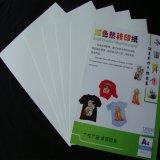 Papier du transfert A4 thermique foncé pour le T-shirt/tapis de souris /Bag