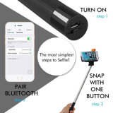 Selfie extensível Stick com obturador remoto Bluetooth