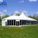販売のためのガラスゆとりPVC党イベントの結婚披露宴のテント