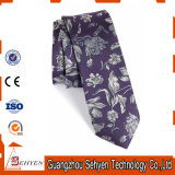 Cravate tissée à la main 100% soie faite main à la main