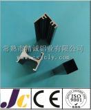 Profils en aluminium anodisés personnalisés d'extrusion, profil en aluminium Chine (JC-P-84022)