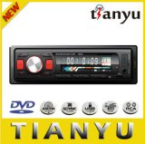 Universal 1 DIN Car DVD Player com USB / SD e controle remoto