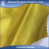helles Satin-Gewebe 100% des Polyester-50*75D für Kleid/Dekoration