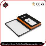 Personalizar el color de regalo de papel recubierto de verificación de productos electrónicos
