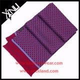 Écharpe en soie imprimée à imprimé en érable de 14mm haute qualité avec bonnet