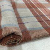 دافئ ألوان تدقيق صوف بناء معطف