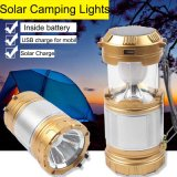 5W Solar LED Camping Light