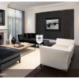 Neue Hotel-Schlafzimmer-Möbel des Entwurfs-2016 gepolstert mit Gewebe