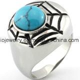 Juwelen van de Ring van het Roestvrij staal van de douane 316L de Vrijmetselaars-