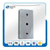 Tastiera C40 della serratura di portello di controllo di accesso dello schermo di tocco del metallo del lettore di schede della serratura di portello dell'hotel