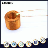 Bobina de cobre indutiva do ar feito sob encomenda do ímã do solenóide