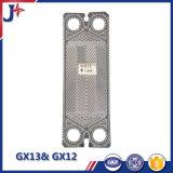 Substituir la placa de Tranter Gx13 para el cambiador de calor de la placa por Ss304/Ss316L hecho en China