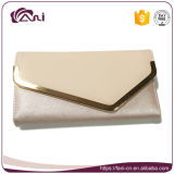 Pink Color Long Style Fashion Carteiras RFID para mulheres