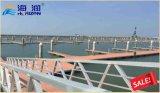 中国および高品質のアルミ合金の通路のポンツーンは製造した