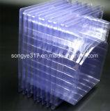 Da bolha transparente do brinquedo do PVC caixa de empacotamento