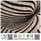 Hot Sale 100% Tissu en polyester pour canapé Velvet Flock Fabric