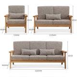 Sofà del tessuto di combinazione del salone di stile della mobilia del salone dell'hotel nuovo