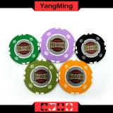 as microplaquetas do póquer da argila 760PCS ajustaram microplaquetas do casino da argila de /Crown ajustadas para o jogo de jogo com caso de alumínio Ym-Sghg001