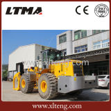 Ltma New Design 12 Ton ATV Log Loader para Venda