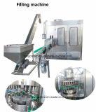 自動回転キーペットびん500ml 1000ml 1500ml 2000mlのばねの飲料水の瓶詰工場