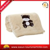 La mussola di bambù spessa del panno morbido della coperta polare pesante della coperta Swaddle la coperta