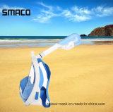 Маска подныривания Snorkel Scuba полной стороны изготовления Китая сухая
