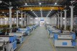 Machine de découpage hydraulique de gants de bras d'oscillation avec le certificat de la CE